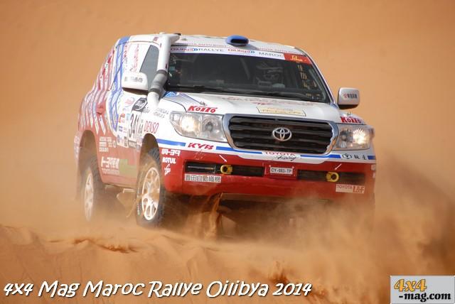 Rallye du Maroc 2014 15° Edition Palmarès en images