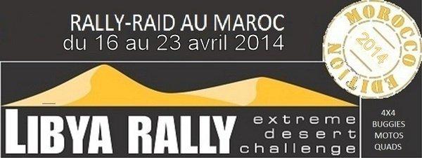 Libya Rally 2014
