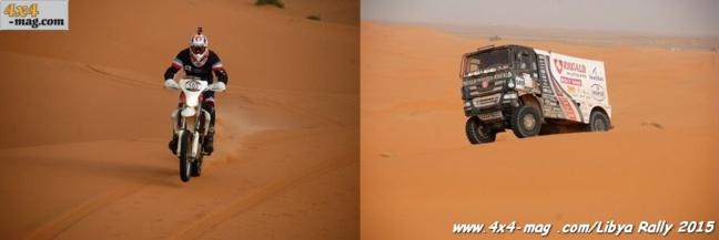 Libya Rally 2015 Maroc du 16 au 23 avril 2015. Partie 1