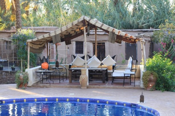 Ecolodge Oasis - Bab El Oued - Maroc