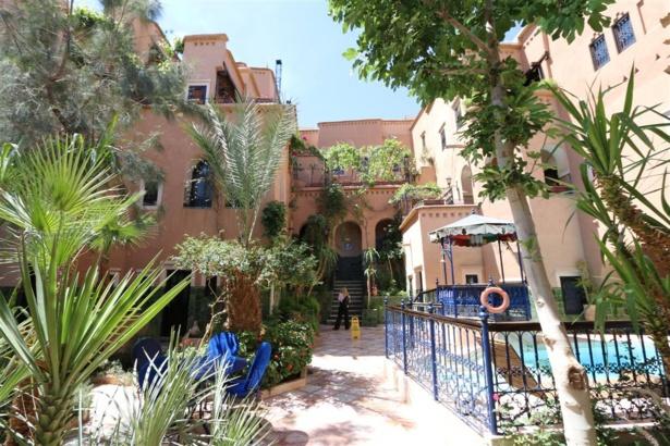 Ecolodge « Kasbah Dar Daif » - Ouarzazate