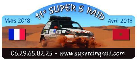 SuperCinq Raid
