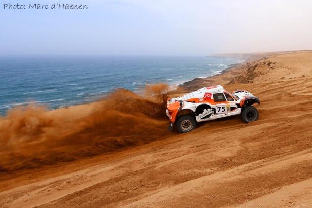 24H Off Road du Maroc-Les 6 Heures d'Aglou: le bonheur en bord de mer !