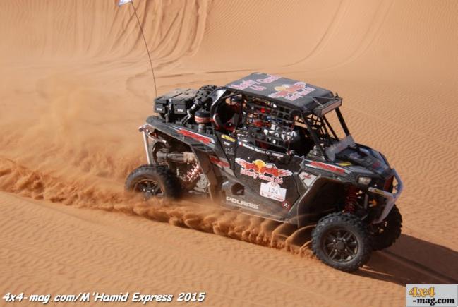 Rallye m'hamid express