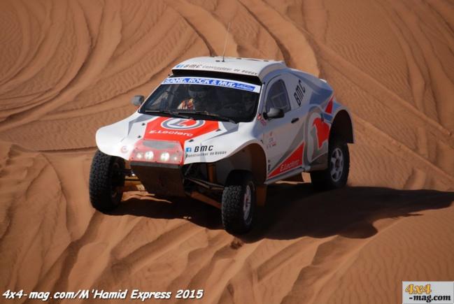 M'Hamid Express 2015 classement en image Autos et Buggys part 1
