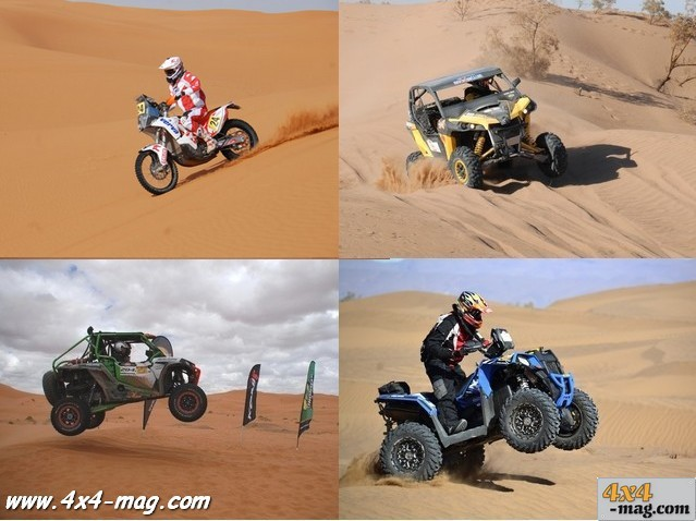 Raids Motos, Quads et SSV