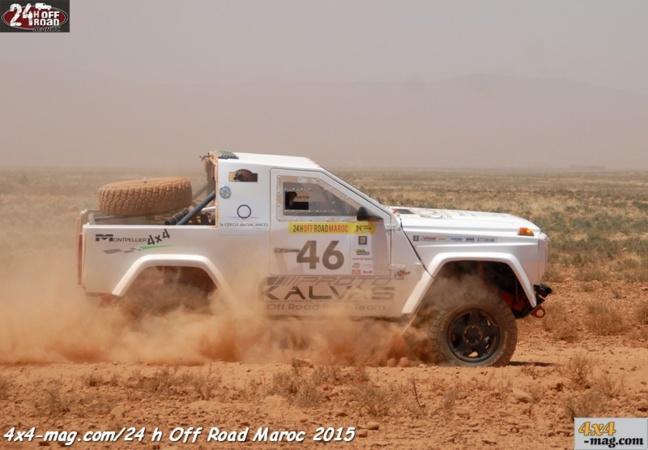 24H OFF ROAD MAROC 2015 : le classement en images