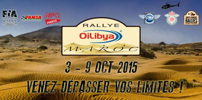 Rallye du Maroc 2015