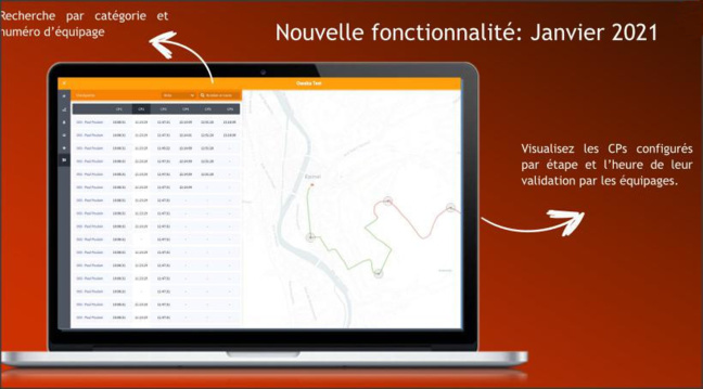 Interface en mode Plan
