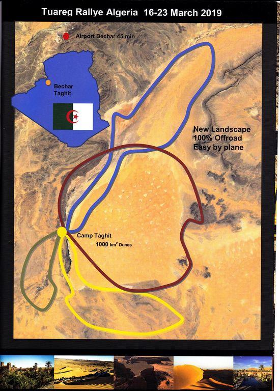 Tuareg Rallye