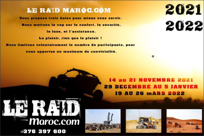 Raid Quad Passion