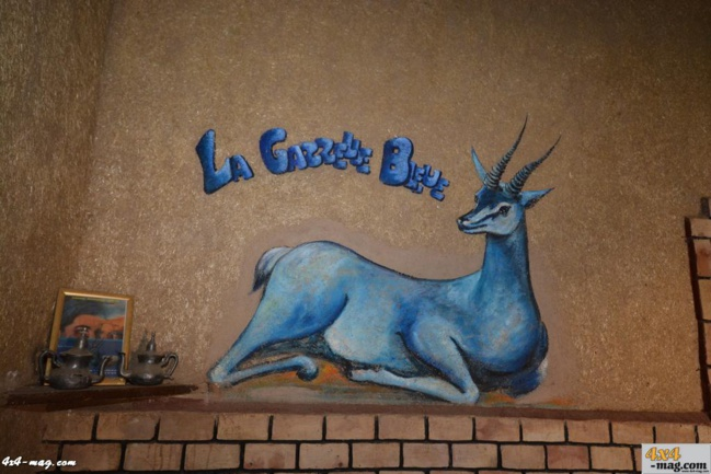 La Gazelle Bleue