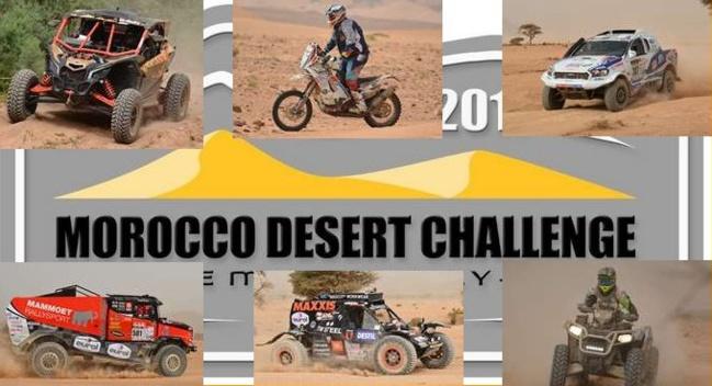Morroco Desert Challenge 2017