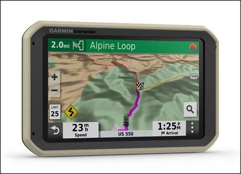 Garmin: GPSMAP® 276Cx et Overlander
