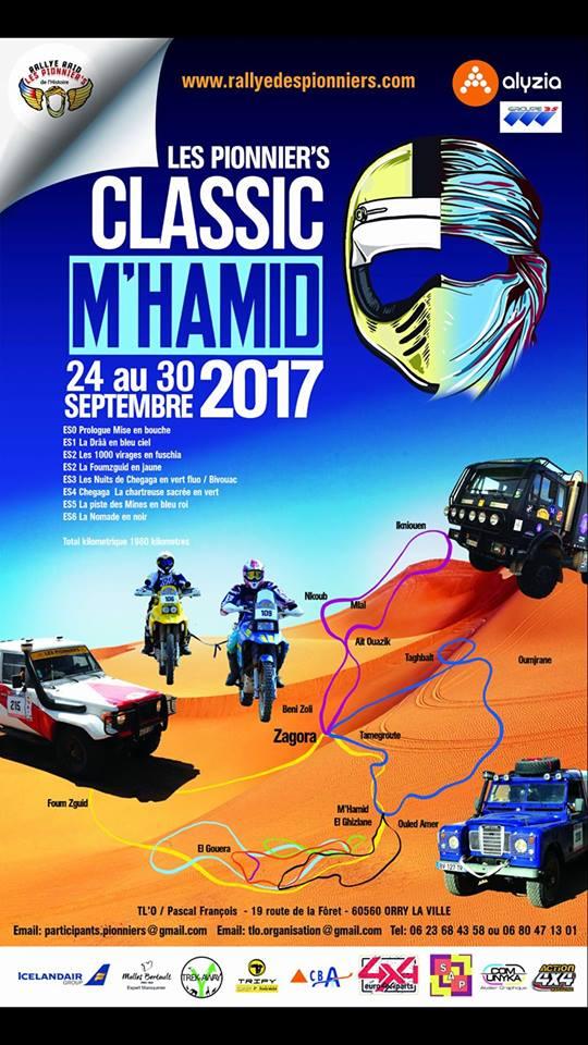 Pionnier's Classic M'Hamid 2017