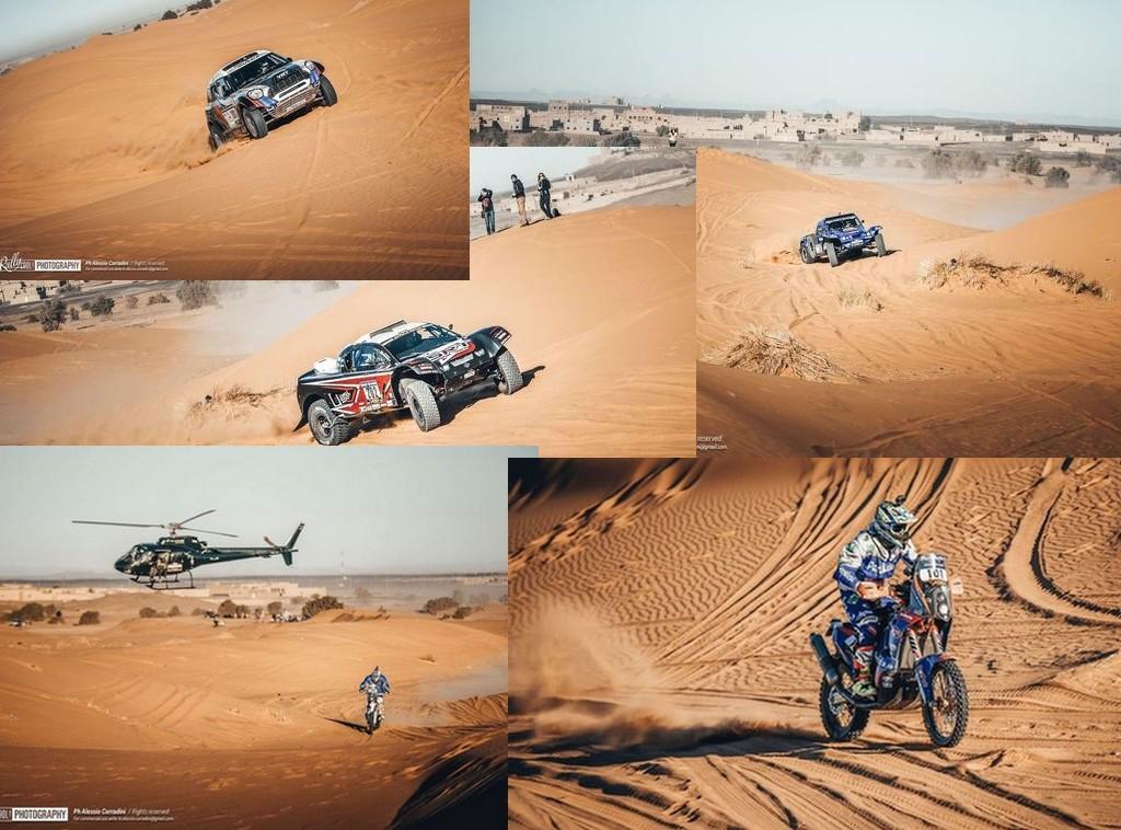Africa Eco Race 2018 Présentation et étapes Maroc
