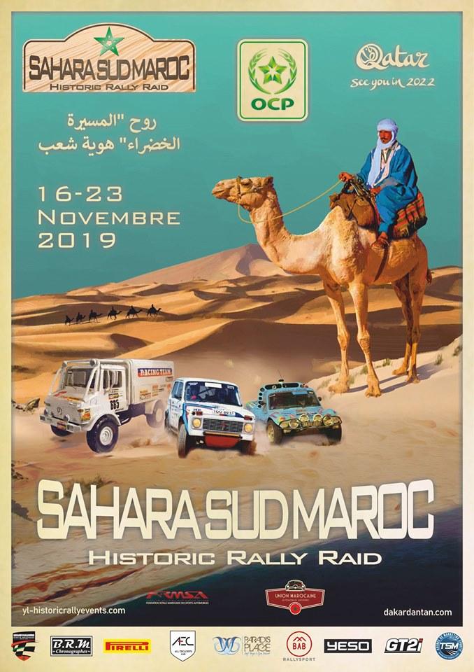 Rallye-Raid Historique Dakhla 2019