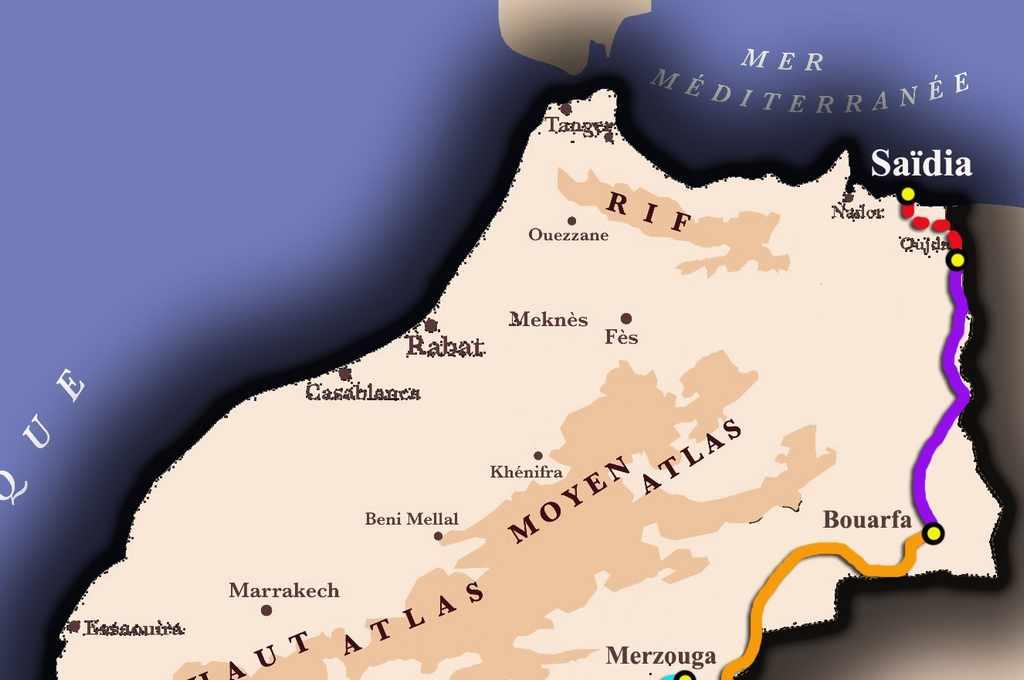 Morocco Desert Challenge 2019