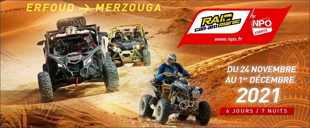 RAID CAN AM By NPO EVENTS
