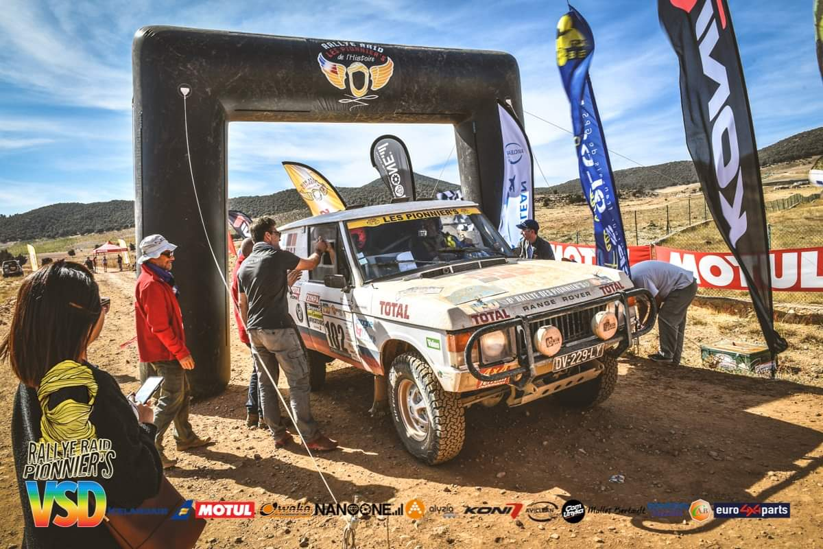 Rallye des Pionniers Maroc 2019