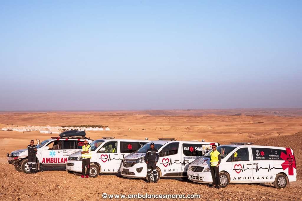 Marrakech Assistances Ambulances