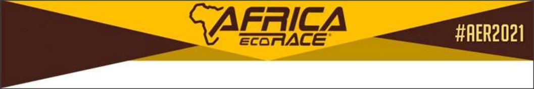 AFRICA ECO RACE 14ème édition du 04 au 16 janvier 2022