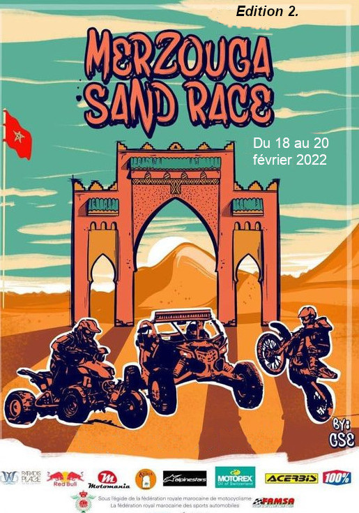 Merzouga Sand Race