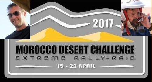 Morocco Desert Challenge