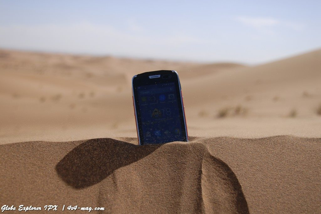 Globe Phone IPX
