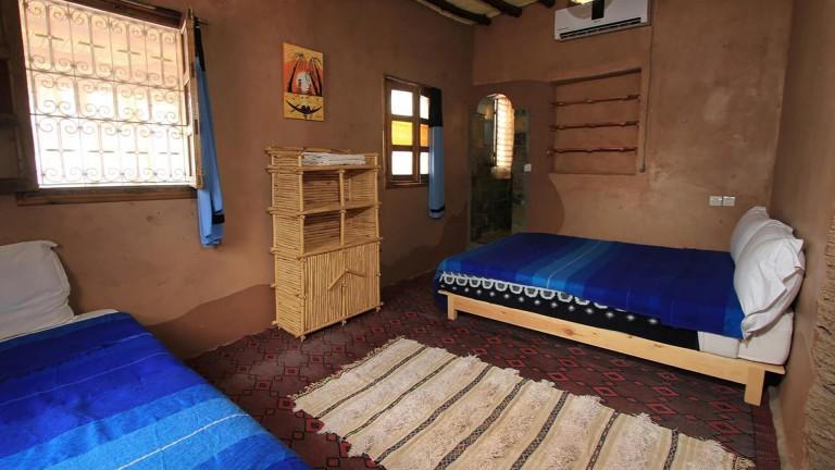 Ecolodge La Palmeraie Ouarzazate (Tajda)