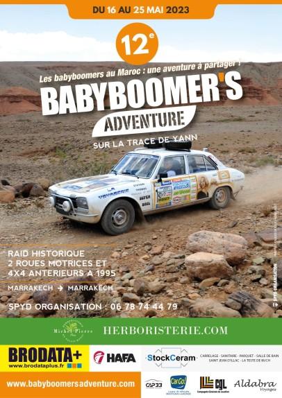 Babyboomer's Adventure