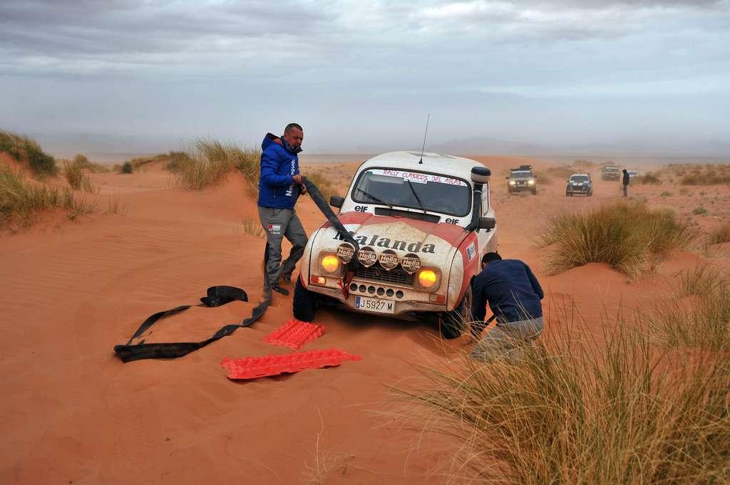 Rally Classicos Del Atlas