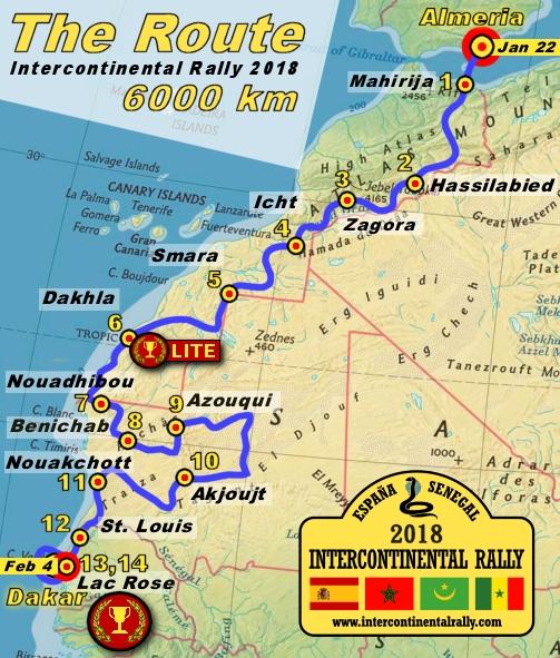 Intercontinental Rally