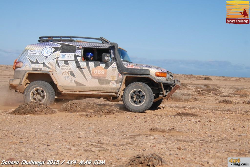 Sahara Challenge 2015
