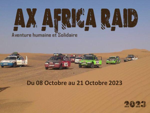 Ax Africa Raid