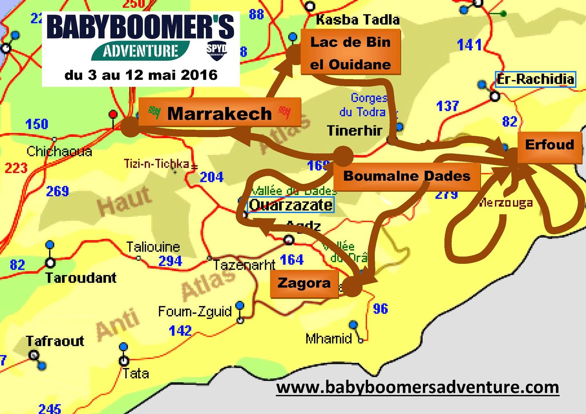 Babyboomer's 2016