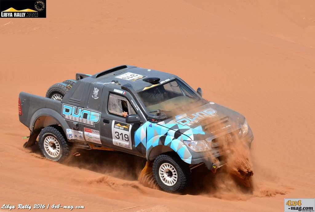 Libya Rallye 2016