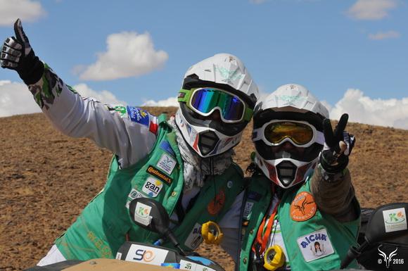 Les équipages suivi par 4x4-mag sur le Rallye des Gazelles 2016