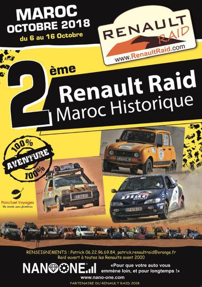 Renault Raid
