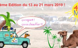 4L Défi Maroc 7° Edition 2019