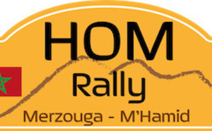 Hom Rally 2019, du 18 au 24 octobre.
