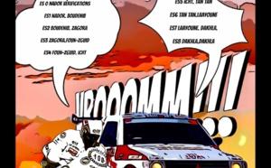 Rallye des Pionniers  PARIS-DAHKLA 2022