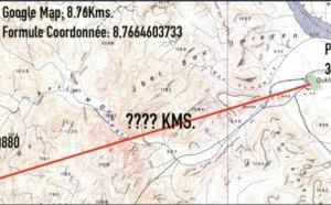 Comment Obtenir La Distance Au Cap( Kms) Entre 2 WPs Connus En Longitude Et Latitude