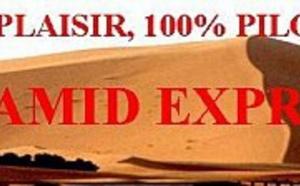 M'Hamid Express 2014 5° Edition