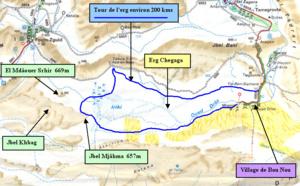 Tour de l'Erg Chegaga