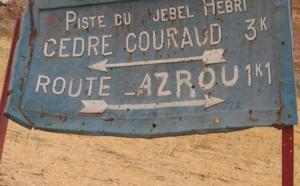 Le Maroc en juillet-Août 2012 de Christophe