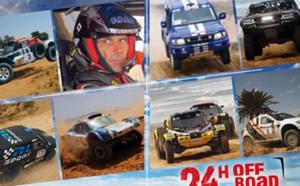 24H OFF ROAD MAROC 2015 : 6° EDITION ! 09/16 MAI 2015