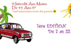 4L Défi Maroc 1° Edition 2015