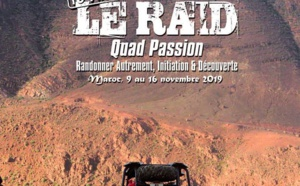 Raid Quad Passion Magazine